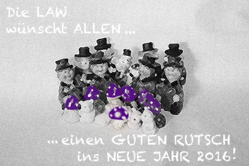 GUTEN RUTSCH!